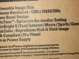 Монитор Samsung 740N - 17 дюймов
