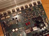 Плата усилителя от ресивера BBK -AV212T