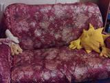 Продается б/у диван за 5000 руб.