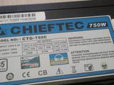 Chieftec CTG-750C 750W, бу