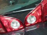 Фонари задние Nissan Qashqai J10E дорестайл, бу